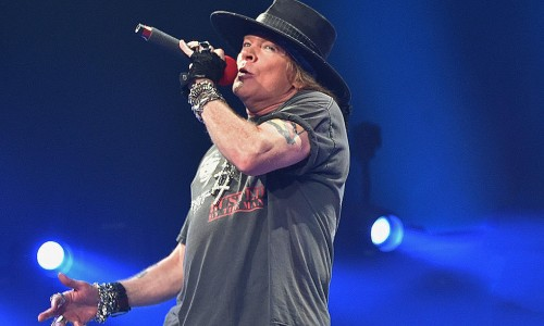 "AXL ROSE HA DETTO ""NO""!"